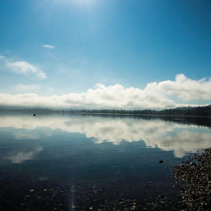 Lake Cushman, Washington