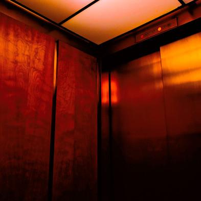 Elevator at the Portland Art Museum?