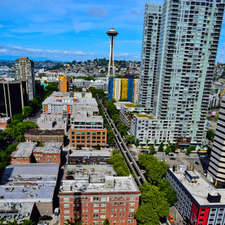 Seattle, Space Needle