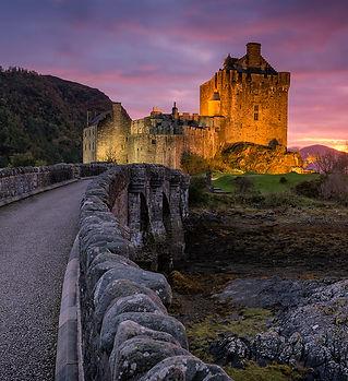eilean-donan-castle-sunset-scotland-phot