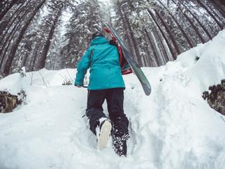 Kalorien verbrennen beim Wintersport: Abnehmen im Schnee