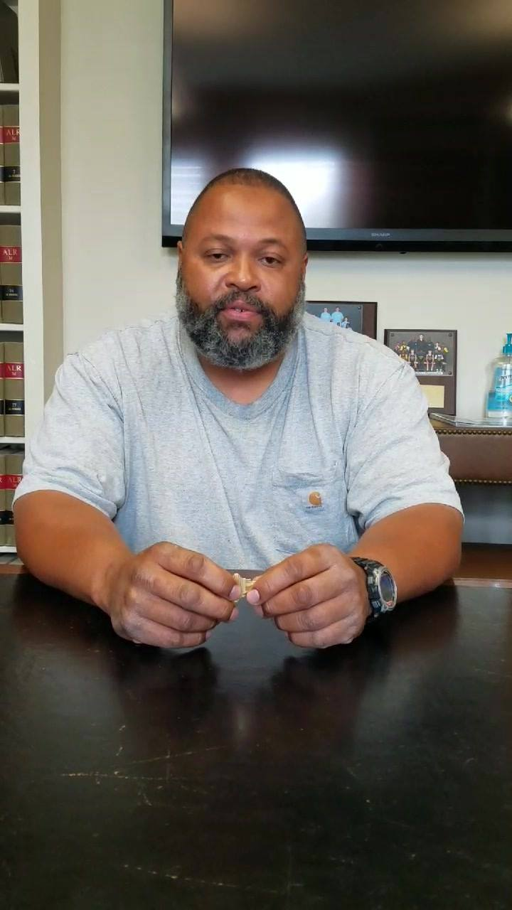 Congratulations to Mr. Sheldon Patterson on the purchase of your home. You deserve it!  Listen to his testimony. It's possible for you to be a homeowner too. Get off the sideline. Get the right guidance.  Take the jump. Don't allow fear or circumstan
