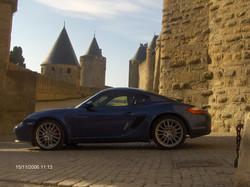 Carcassonne to Le Castellet