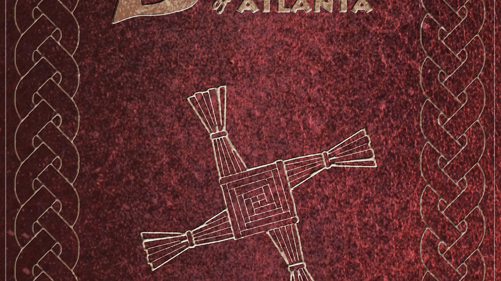 Ballad of Brighid trade paperback