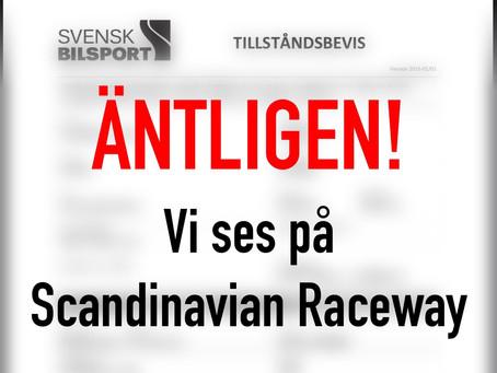 Scandinavian Raceway 24-25/4