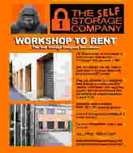 workshop to rent