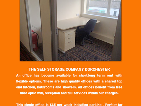 Office to rent -  Dorchester