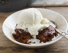 Ice Cream e Brownies