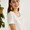 Thumbnail: T-shirt furadinha (off white)