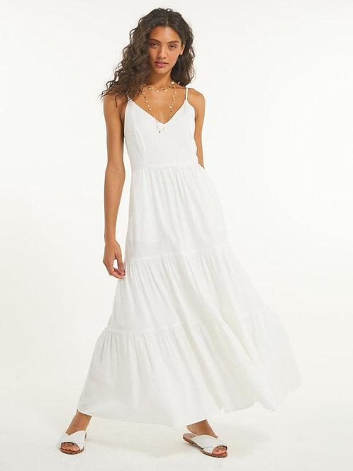 Vestido Marias linho (off white)