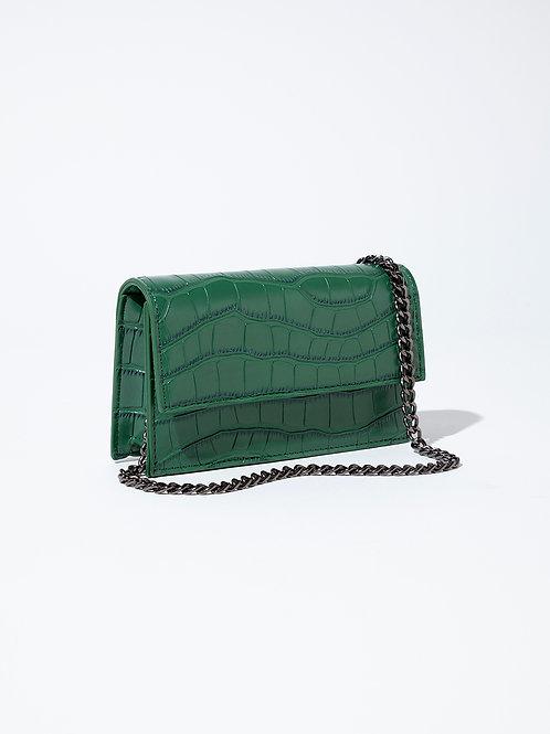 Micro Bag Karina (verde)