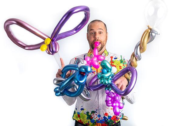 Ottawa Balloon Twister Artist