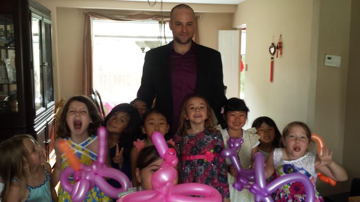 Kids Birthday Magician