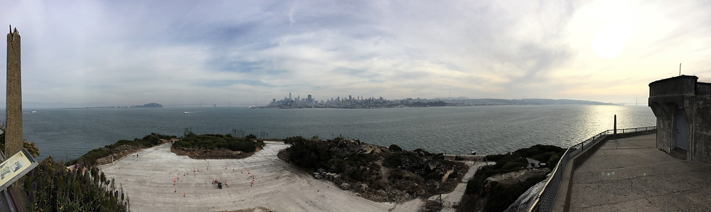 Alcatraz/San Francisco