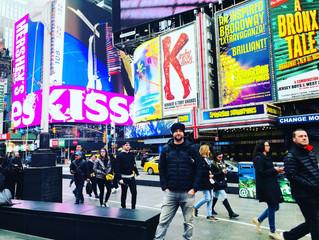 Adventures in New York City