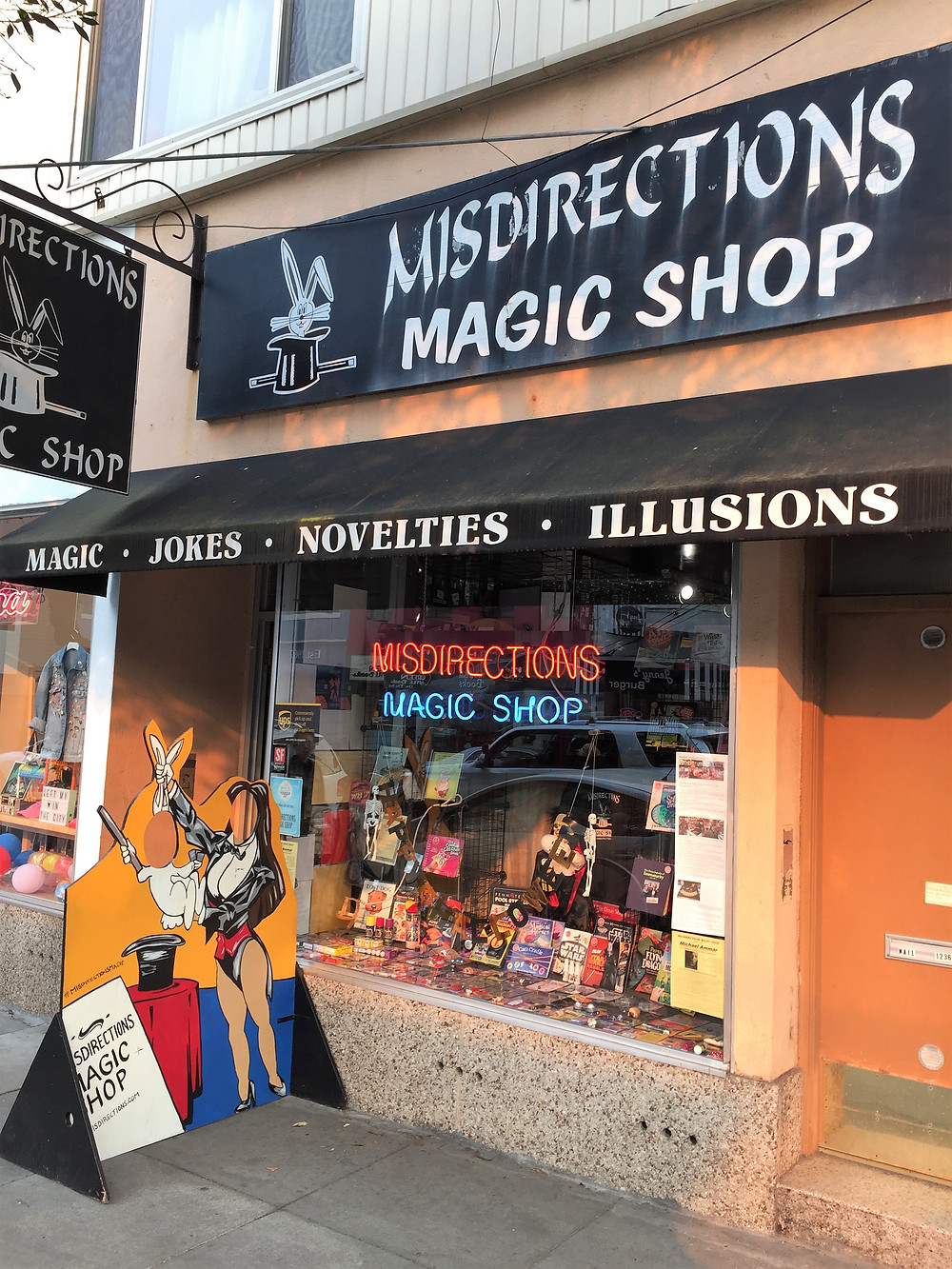 Misdirections Magic Shop