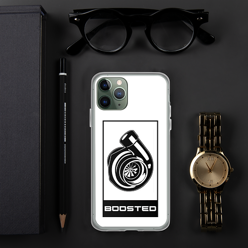 Boosted Badge - iPhone Case