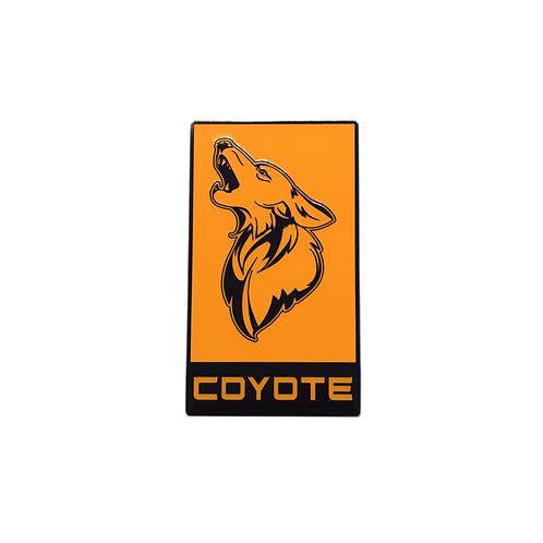 GT350R Style - Coyote Emblem - More Colors