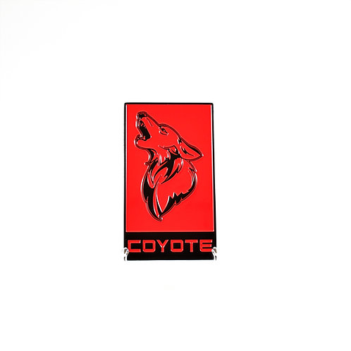 GT350R Style - Coyote Emblem