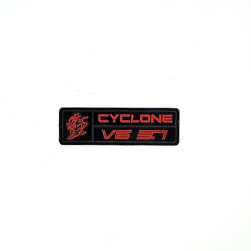 Cyclone Dash Plaque