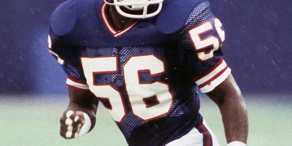 Lawrence Taylor @ Maplewood Mall