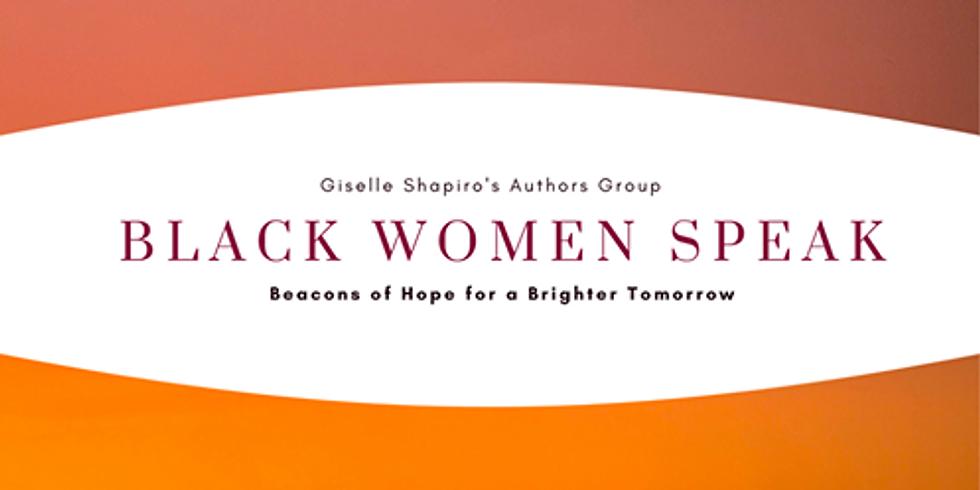 Black Women Speak Anthology: October 2020
