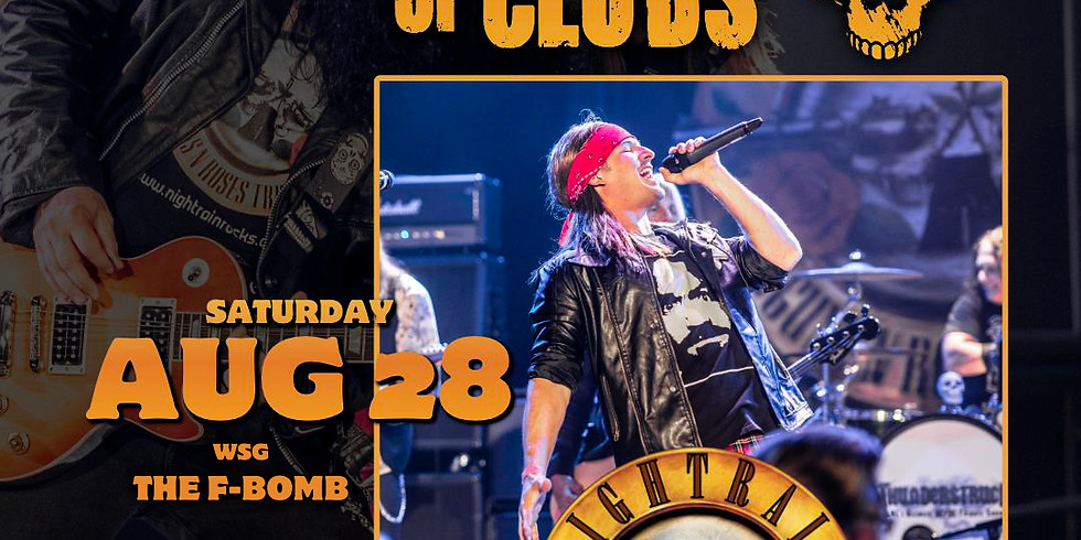 Guns N' Roses Tribute - Nightrain