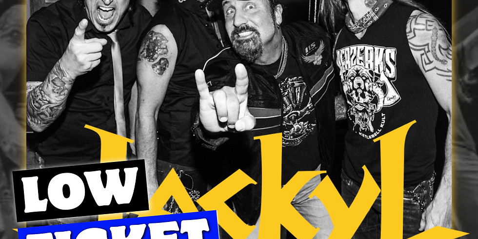 SOLD OUT: Jackyl