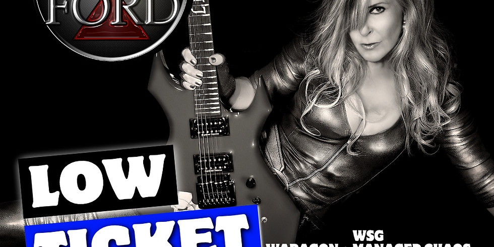 SOLD OUT: Lita Ford