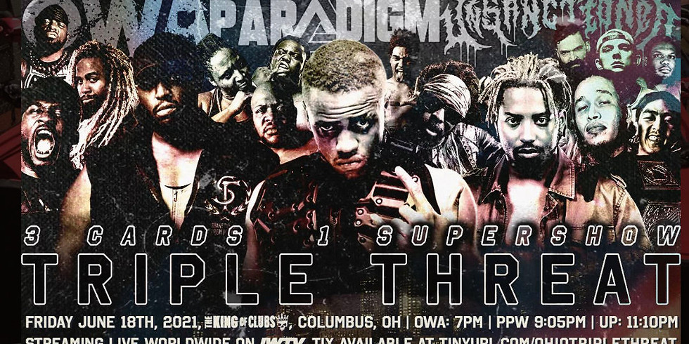 OHIO Triple Threat Wrestling