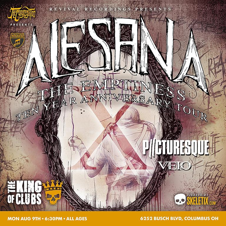 Alesana, Picturesque, Veio