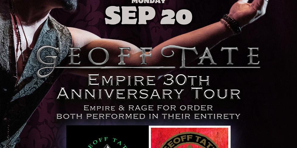 "Geoff Tate ""Empire 30th Anniversary Tour"""