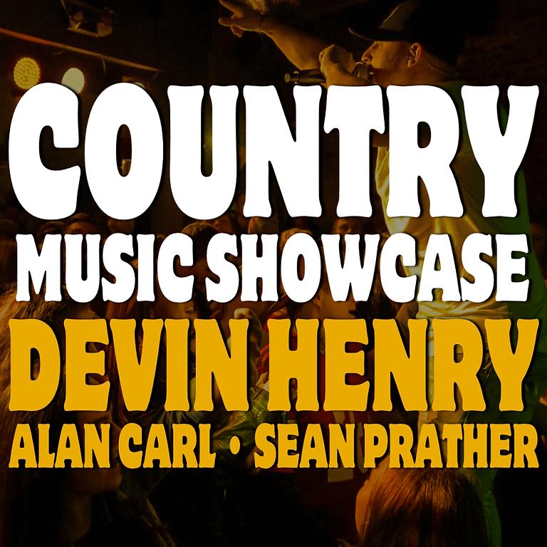 LOW DOUGH SHOW - Country Music Showcase