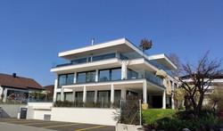 Kunststoff-Alu Fenster Neubau Mettmenstetten