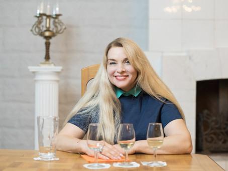 Профессия винодел: Волошко Лариса Леонидовна | ГК «INKERMAN»