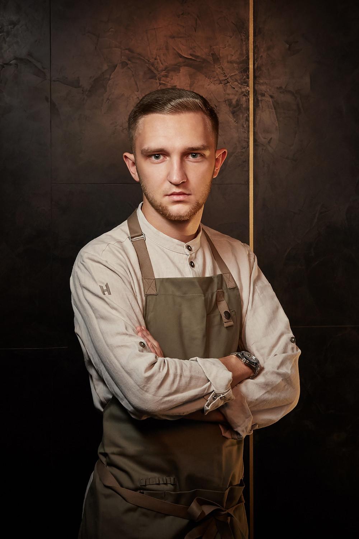 Бренд-шеф Touch Chef's Place & Bar - Никита Кузьменко