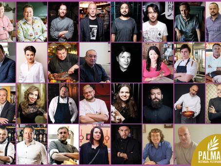 Фестиваль ресторанных концепций PalmaFest и национальный финал премии «Пальмовая ветвь» пройдет в Мо