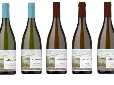 Винодельня «Олимп» и Luding Group представляют Adagum Valley.
