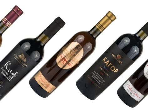 «Винный гид России» назвал лучшие ликерные вина исследования.