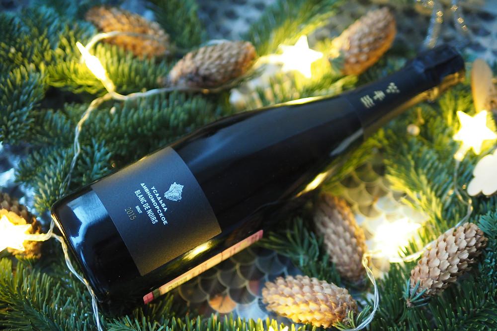 Усадьба Дивноморское вино