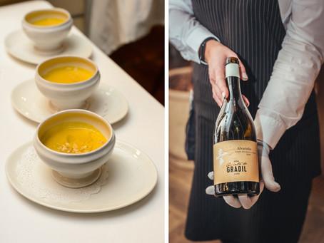 Эногастрономический ужин с винами Португалии!