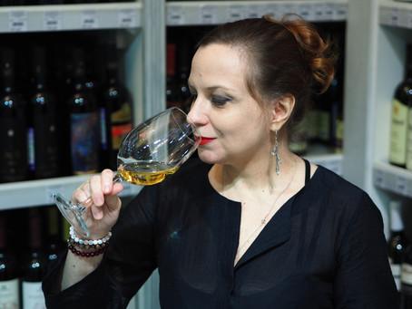 Какое грузинское вино покупать в России? Видео с Натальей Сорокиной!