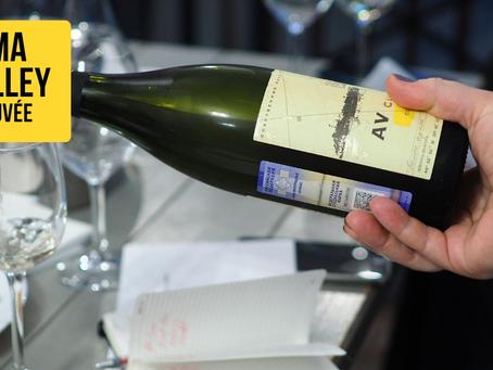 Alma Valley AV Cuvee - обзор новой линейки вин.