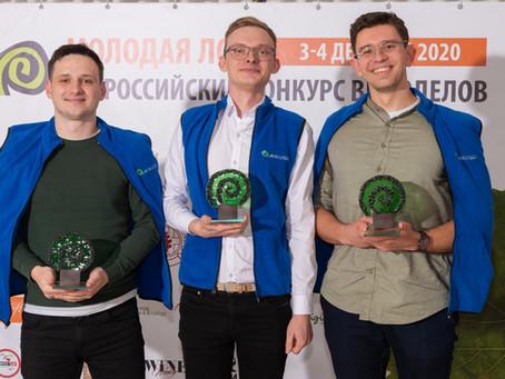 Победу в конкурсе молодых виноделов «Молодая лоза» одержал Михаил Цветков (Геленджик).