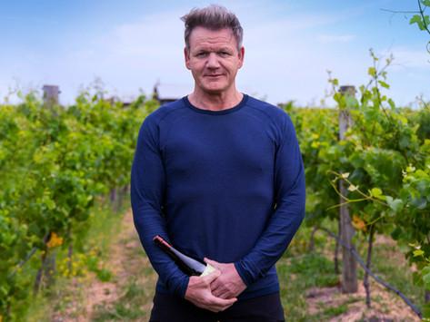 Гордон Рамзи выпустил собственное вино!