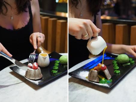 Новые десерты в Кафе Дружба. Мануфактура Еды!