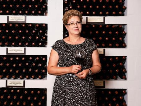 Профессия винодел: Ванда Ивановна Ботнарь   Кубань-Вино.