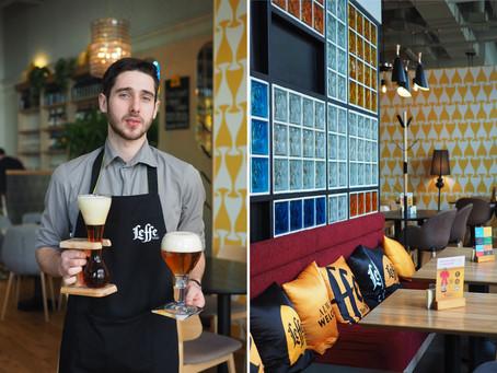 Leffe Cafe. Первая брассерия Leffe в Москве!