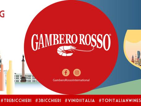 Gambero Rosso Tre Bicchieri 2019 в Москве!