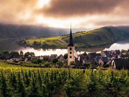 Винная культура Германии включена в список нематериального культурного наследия ЮНЕСКО!